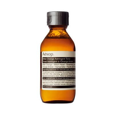 aesop bitter orange astringent toner 100ml - Fresh Laundry Co.