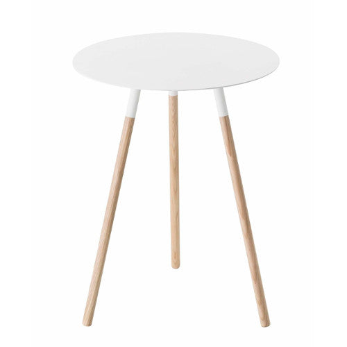 Yamazaki Home - Plain Side Table White