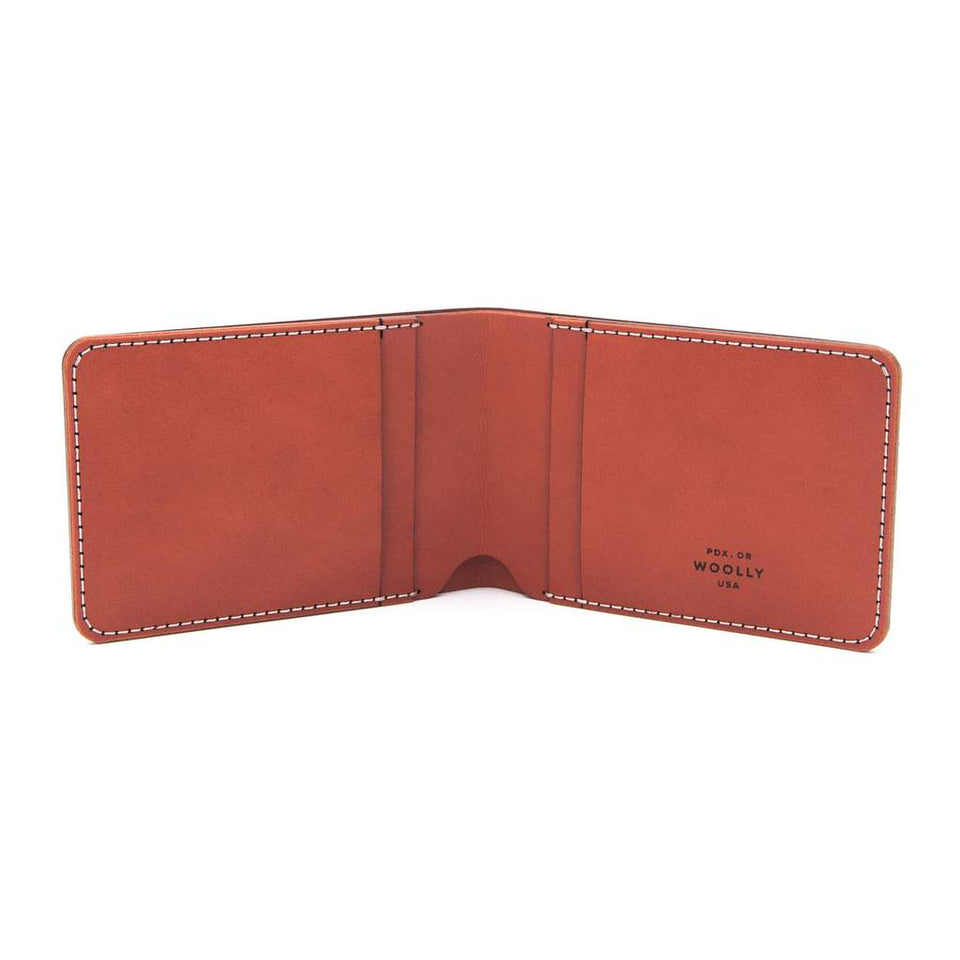 WOOLLY - Landscape Wallet