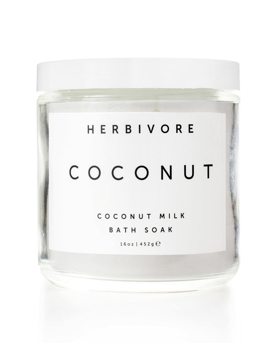 herbivore botanicals coconut milk bath soak - Fresh Laundry Co. - 2
