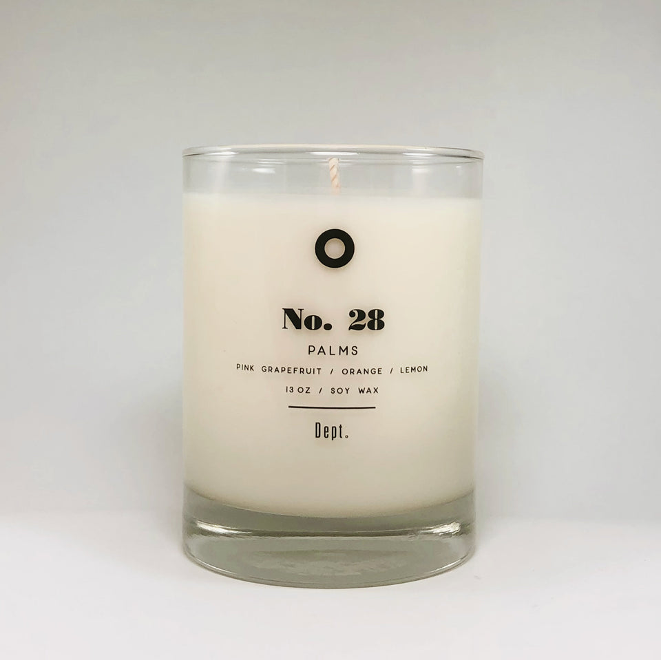dept candles - kin series