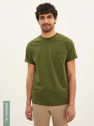 frank & oak - relaxed fit tee
