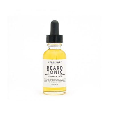 herbivore botanicals beard tonic cedar bergamot - Fresh Laundry Co. - 2