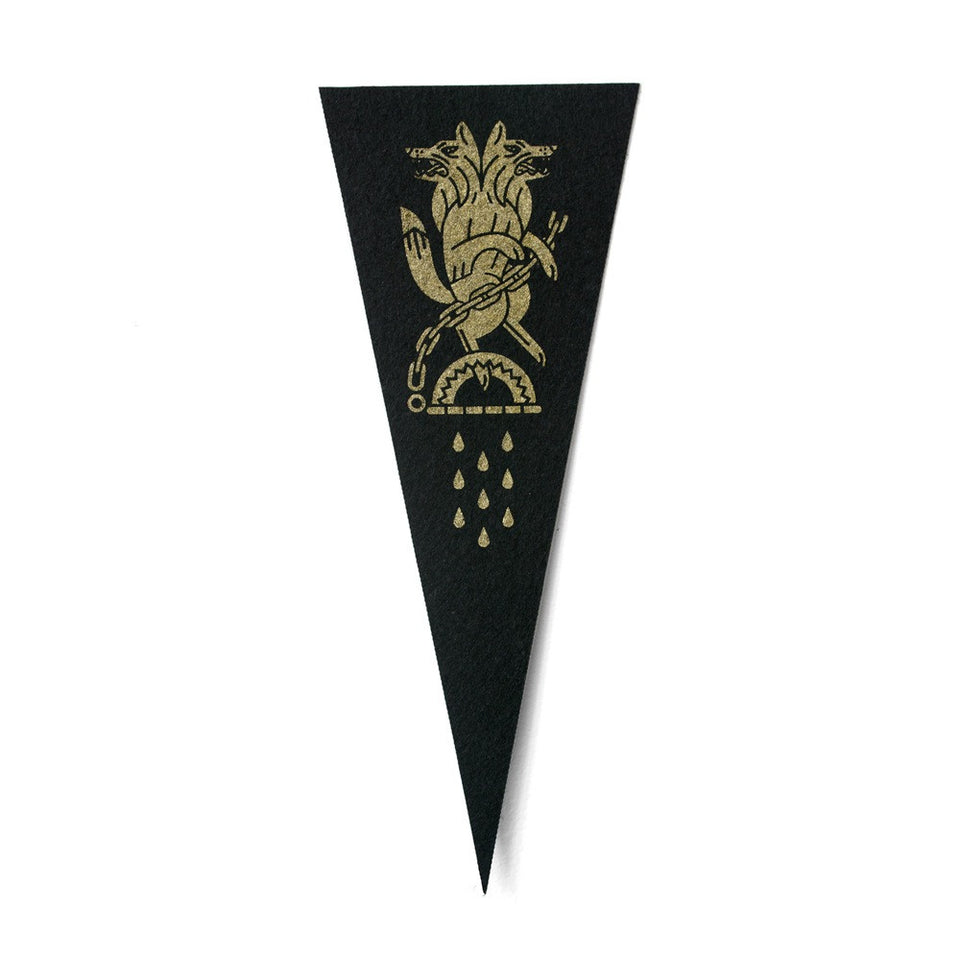 Beeteeth Pennants and Patches