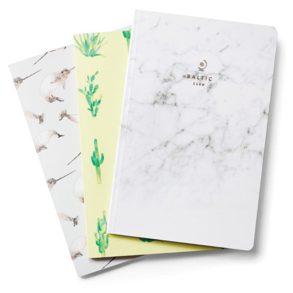 Baltic Club Notebooks