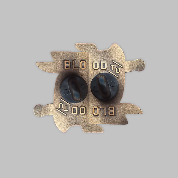 Beeteeth Blood Ceremony Pin Set