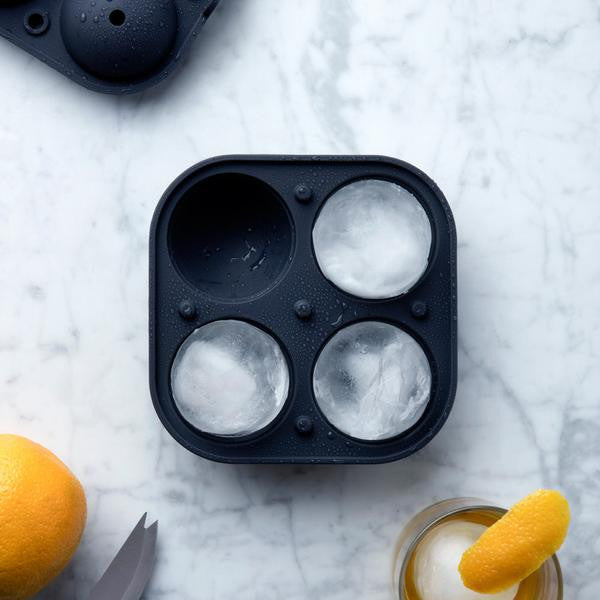 w&p design - sphere ice mold