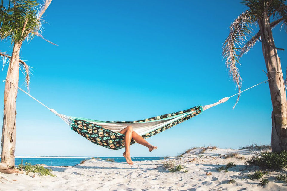 layback co - canvas hammocks