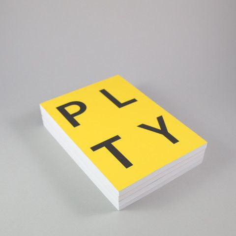Playtype Notebooks