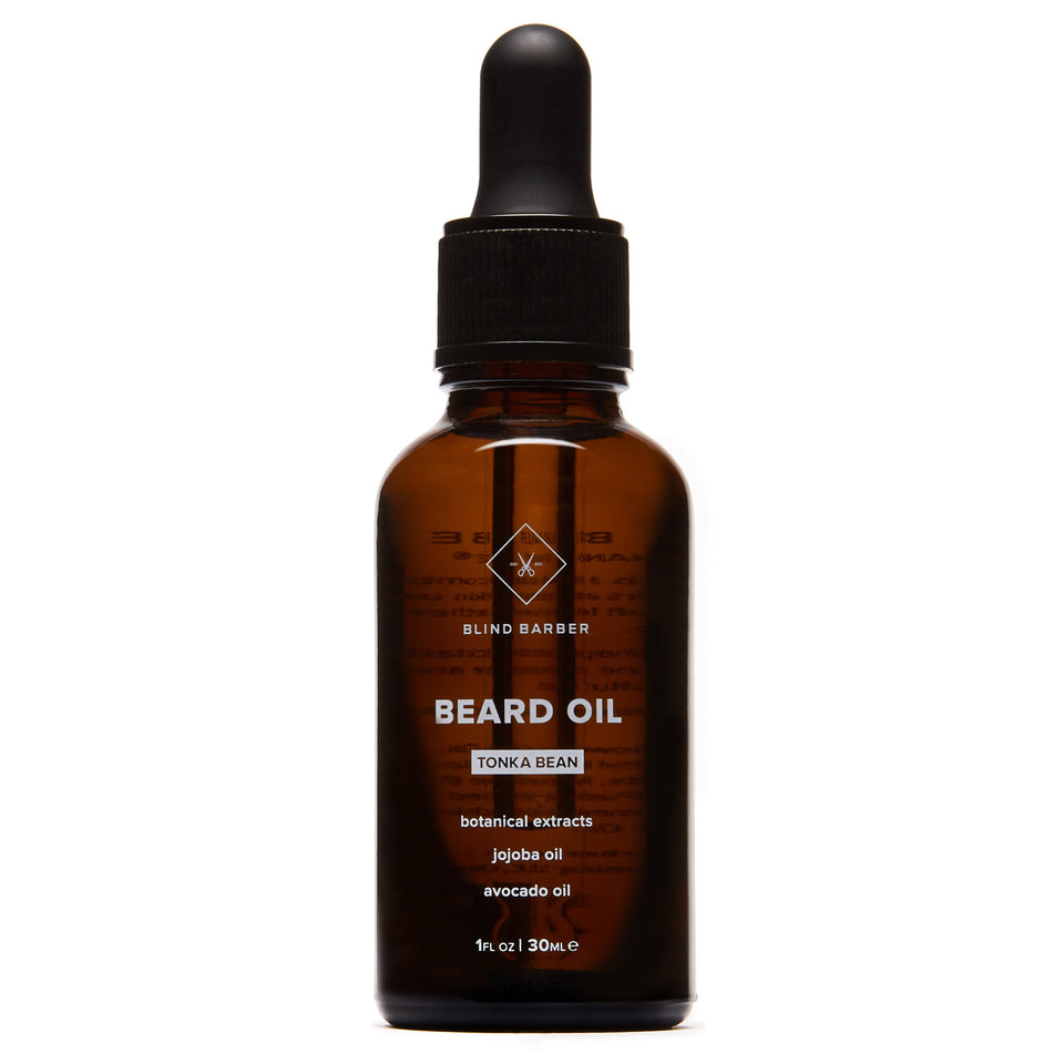 blind barber - beard oil