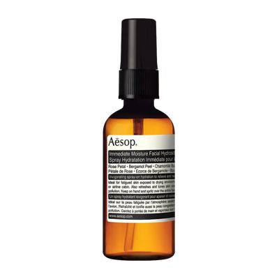 aesop - immediate moisture facial hydrosol
