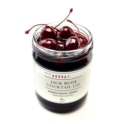 jack rudy - bourbon cherries