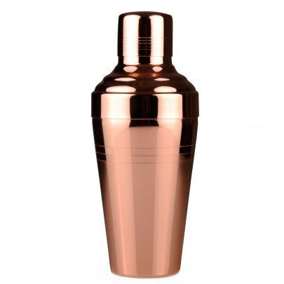 copper cocktail shaker 500ml