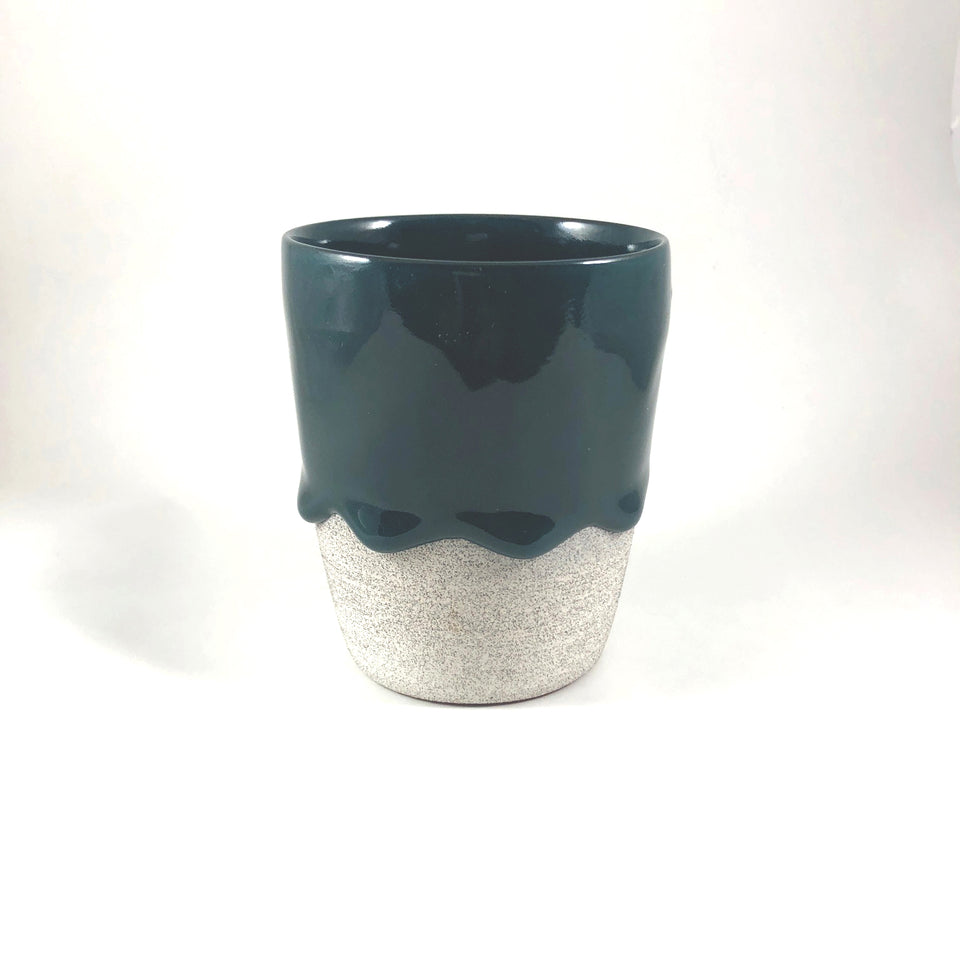 drippy pots - medium vase