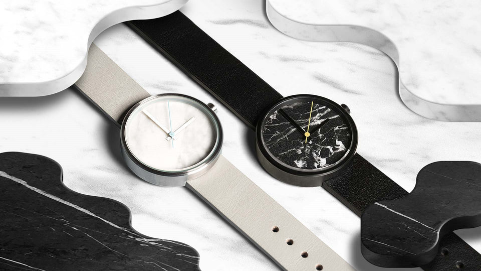 aark watches - marble series