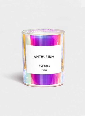 overose candles - hologram collection
