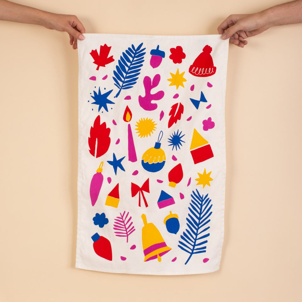 arborist - tea towel