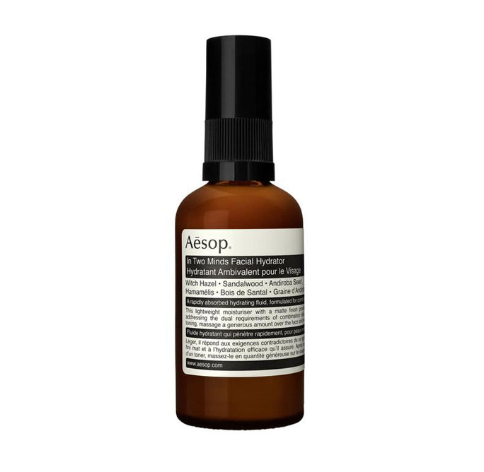 aesop - in two minds facial hydrator
