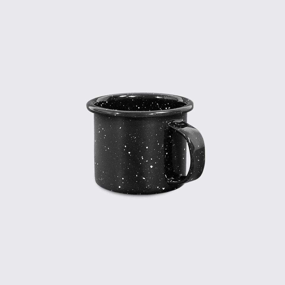 utilitario mexicano -  small enamel mug 1pc