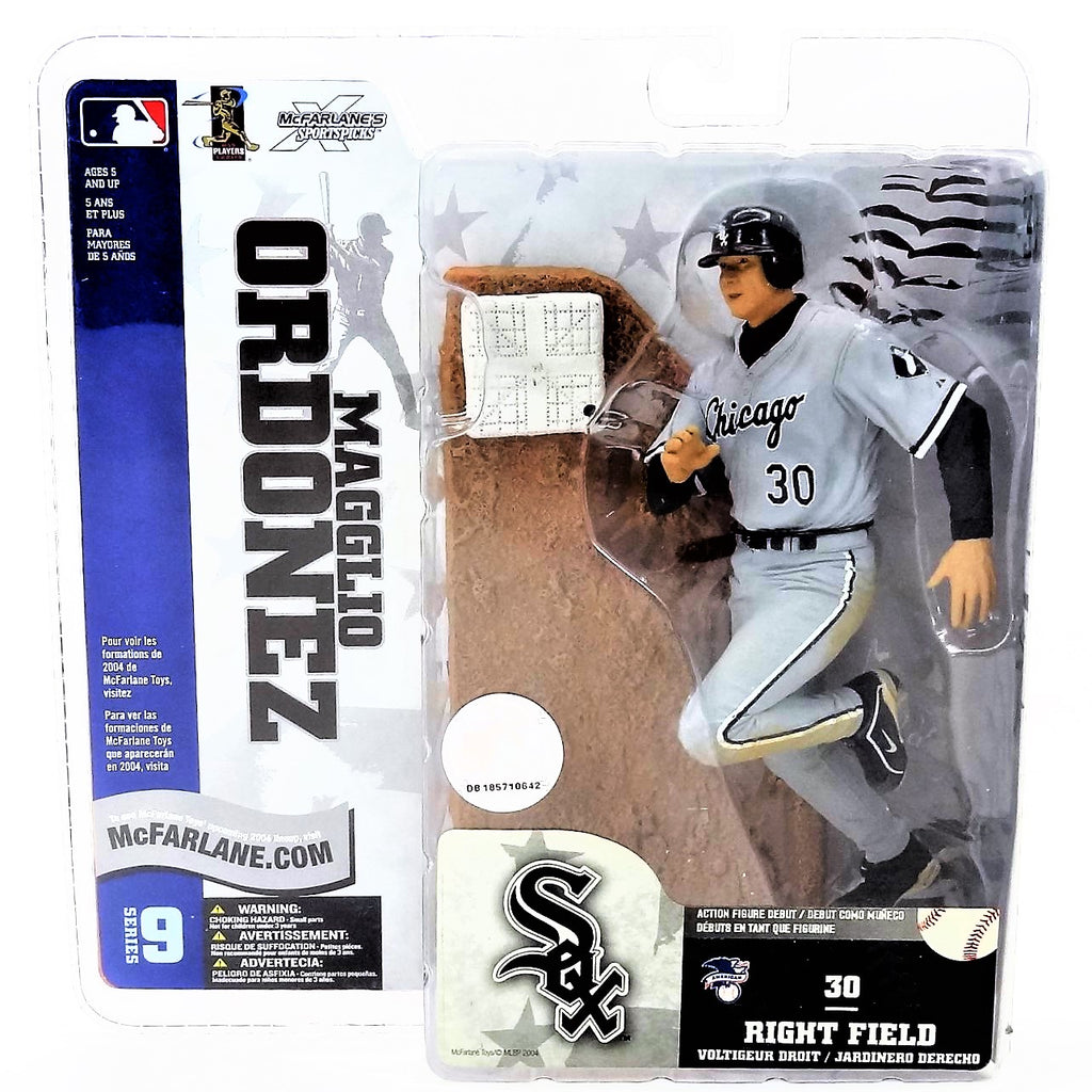 Mcfarlane Sportspicks MLB Series 9 Magglio Ordonez Figure 2004