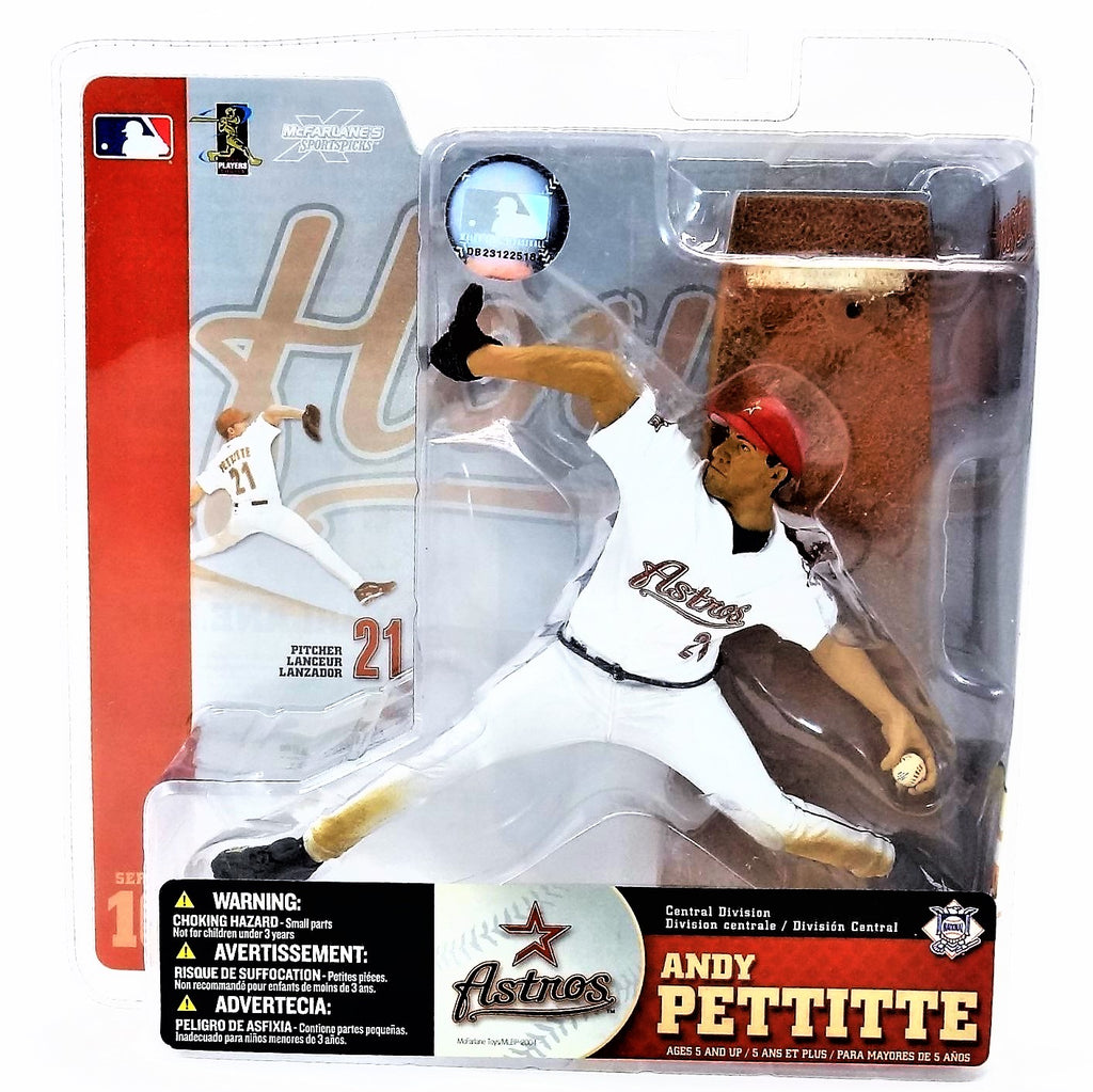 Mcfarlane Sportspicks MLB Series 10 Andy Pettitte Figure 2004