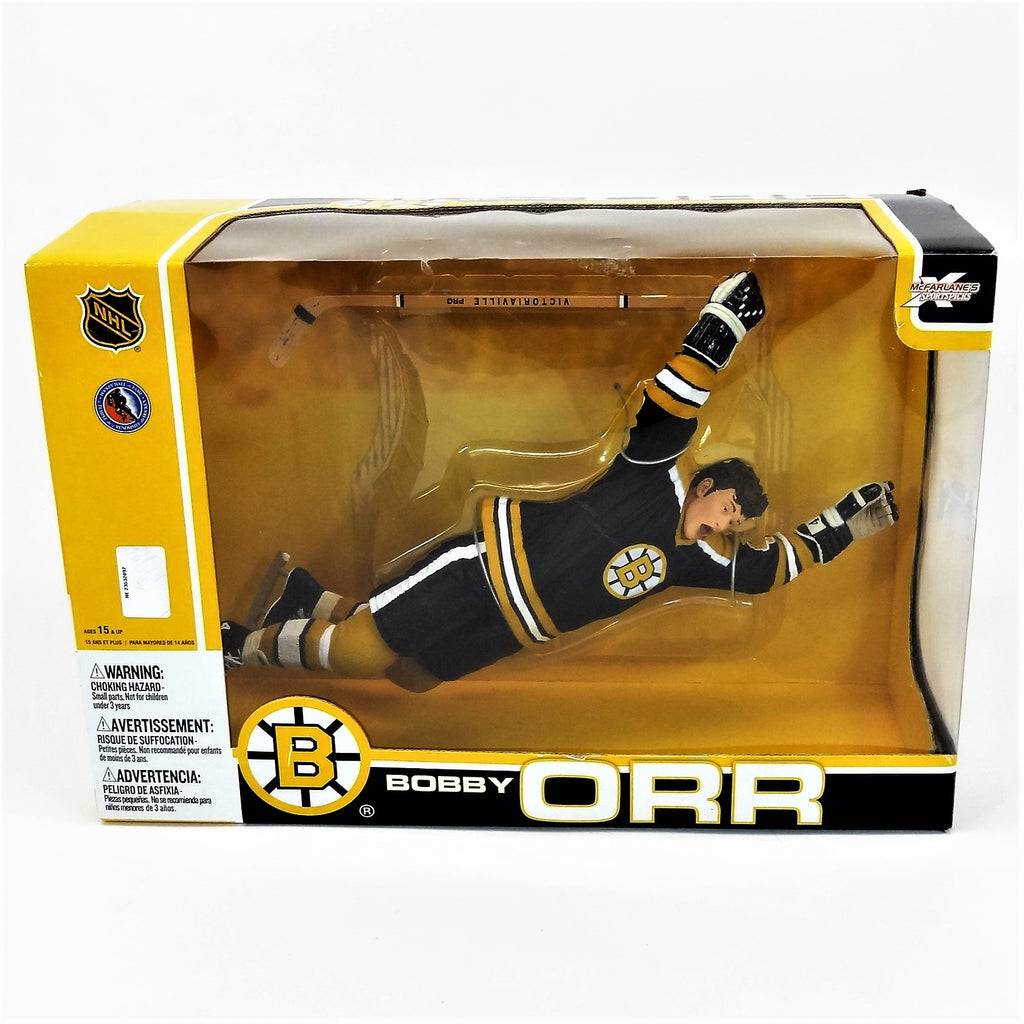 Mcfarlane Sportspicks NHL Legends 6 12 Inch Bobby Orr NHLPA Figure 2007