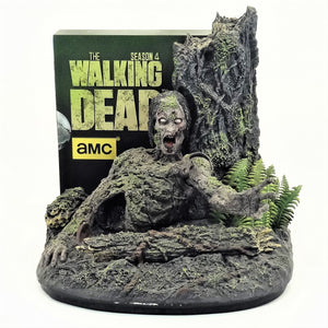 McFarlane AMC The Walking Dead Season 4 DVD and Blu-Ray Digital HD Collector Set