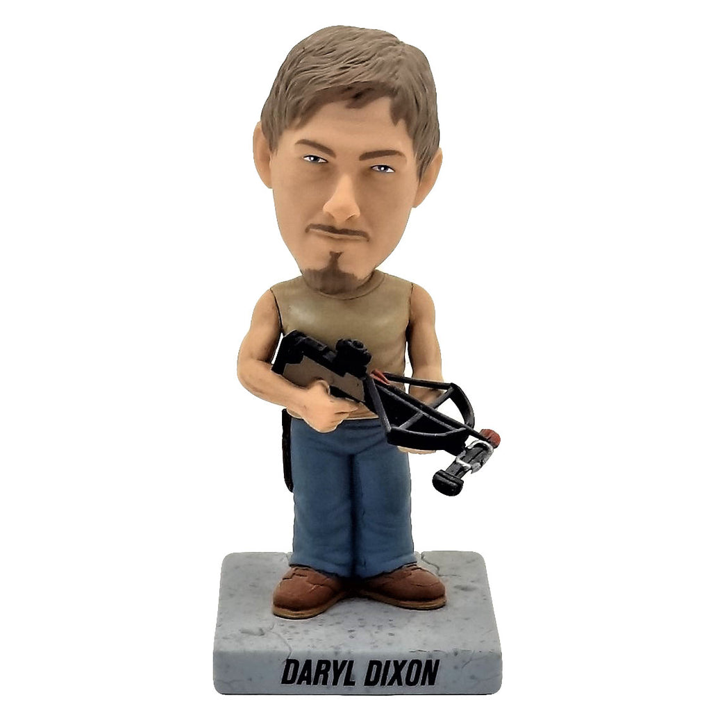"AMC's The Walking Dead Daryl Dixon 7"" Bobblehead Funko 2012"