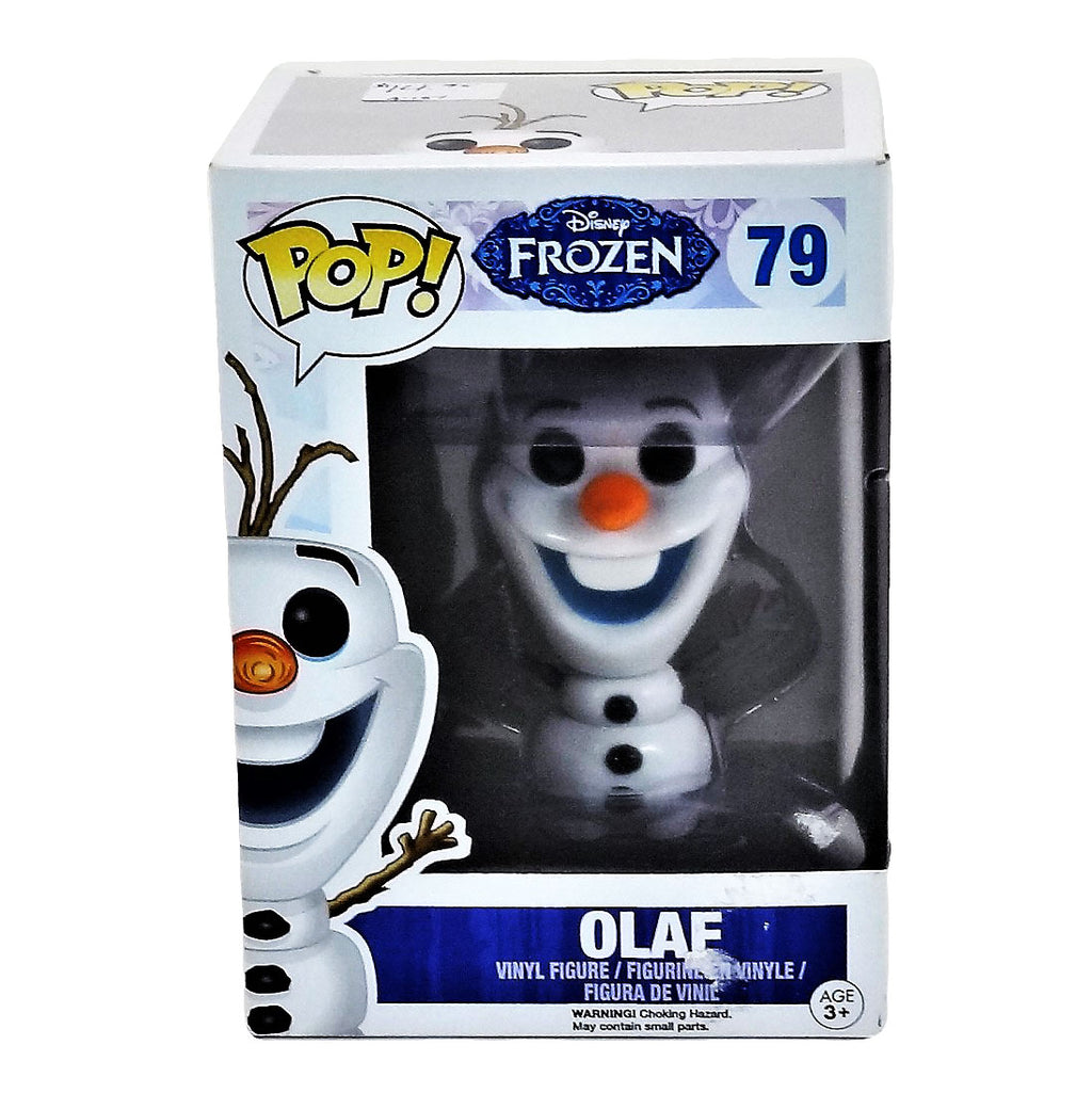 "Funko Pop Disney Frozen ""Olaf"" Vinyl Figure #79"