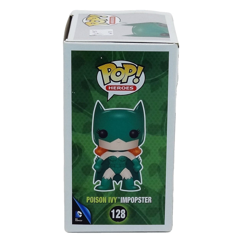 "Funko Pop DC Batman ""Poison Ivy"" Vinyl Figure #128"