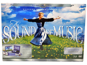 """The Sound of Music"" 45th Anniversary Edition DVD Box Set"