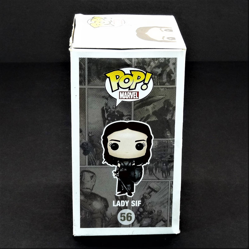 Funko Pop Marvel Lady Sif Vinyl Bobble-head #56