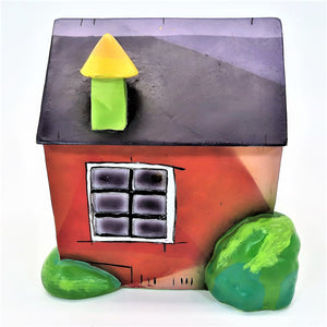 Dundee Designs House Piggy Bank