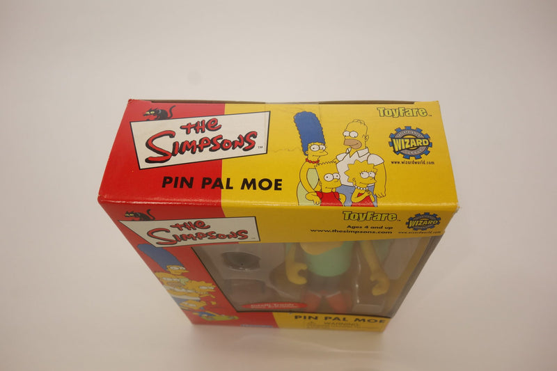 The Simpsons Pin Pal Moe Interactive Intelli-Tronic Figurine 2