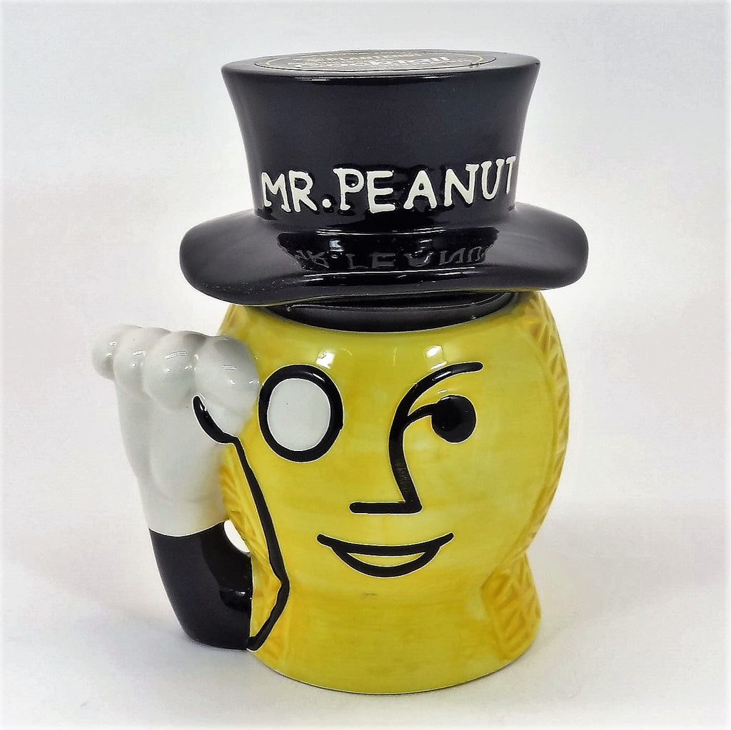 Mr. Peanuts Ceramic Cookie Jar