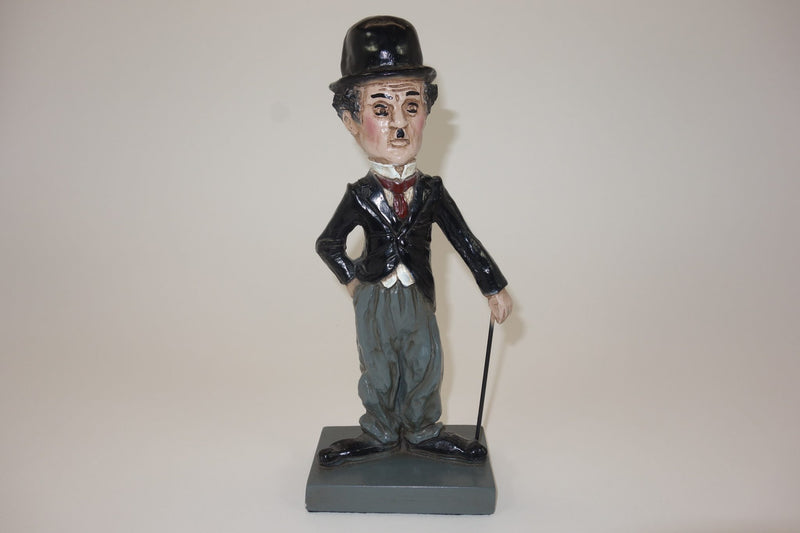 Charlie Chaplin Sculpted Austin Productions Inc. 1972 13