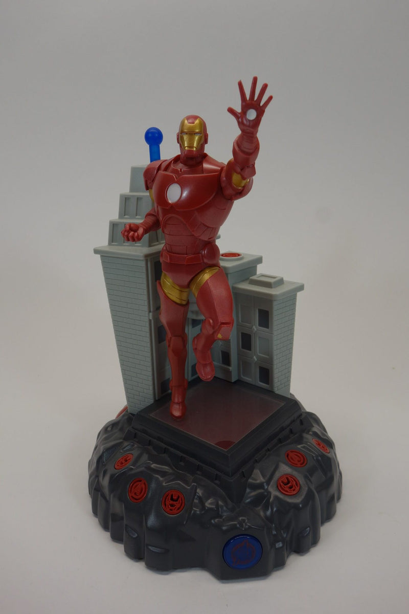 "Marvel Avengers Iron Man 12"" Talking Room Light Action Hero 1"