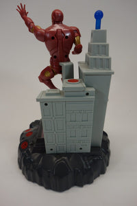 "Marvel Avengers Iron Man 12"" Talking Room Light Action Hero 3"