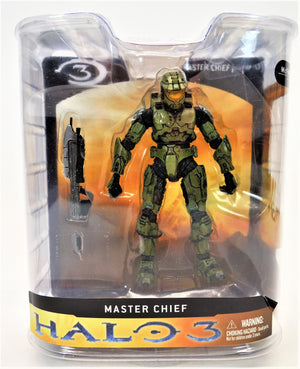 McFarlane Halo 3 Series 1 Master Chief Spartan-117 Action Figure
