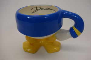 Disney Parks Donald Duck Signed Mug 1