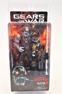 Gears of War Locust Sniper Action Figure - Neca Player Select Epic Games