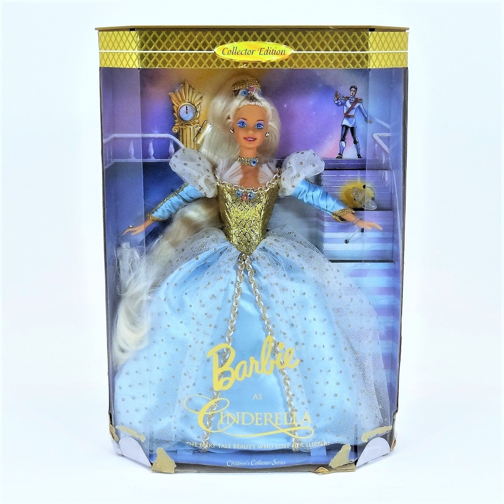 Barbie As Cinderella Children's Collector Series Mattel