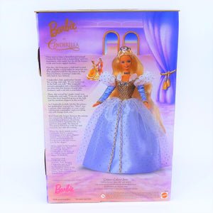 Barbie As Cinderella Children's Collector Series Mattel 16900