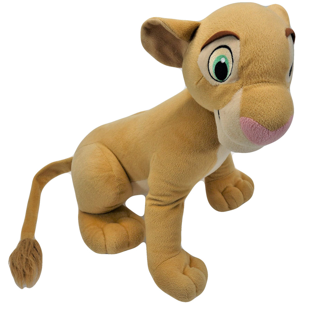 "The Lion King ""Nala"" 18"" Plush Disney Hasbro"