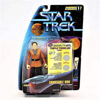 "Star Trek: Deep Space Nine Warp Factor Series 1 Star Trek Constable Odo 5"" Action Figure"