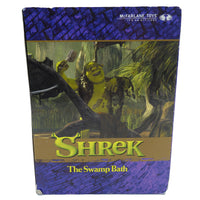 McFarlane Toys The Swamp Bath Shrek Action Figurine Set and Accessories
