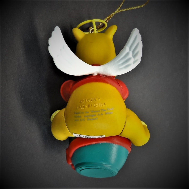 Disney's Grolier Winnie the Pooh Collectible Christmas Tree Ornament #26231 210