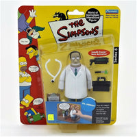 The Simpsons Intelli-tronics Playmates Drt. Hibbert Interactive Figure #199220 2001