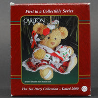 "Heirloom Collection ""The Tea Party Collection"" Christmas Tree Ornament"