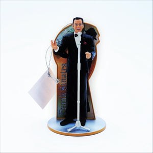 "Frank Sinatra ""It Was a Very Good Year"" 4.5"" Musical Christmas Tree Ornament"
